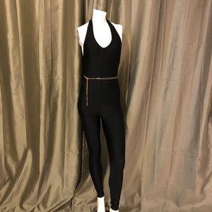 Stretchy jump suit romper